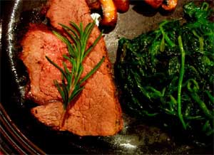 Oven-Roasted Beef Filet Recipe