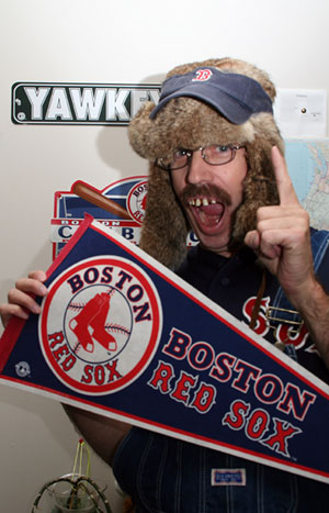 Red Sox Fan, Bufford...Go Sox!