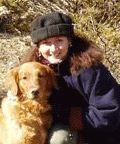 Marcia & Sadie Dog in The Heart of New England (Keene, NH)
