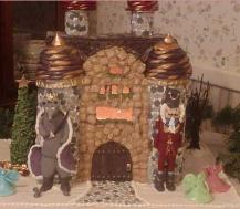 Glen Oaks Inn's Gingerbread Creation -- First Prize Winner 2006 -- Photo by Emily Duffy
