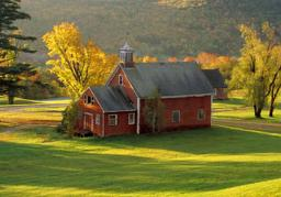 Olde Farm - Grantham, NH - Photo Copyright Fred Parsons