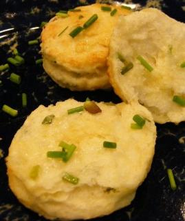 Goat Cheese Biscuits, Jenny Tapper's